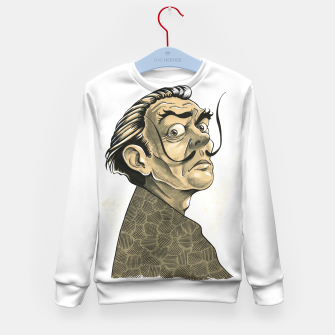 Thumbnail image of Dali Kid's sweater, Live Heroes