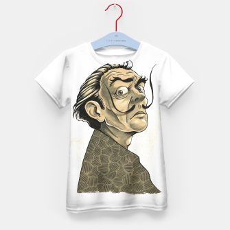 Thumbnail image of Dali Kid's t-shirt, Live Heroes