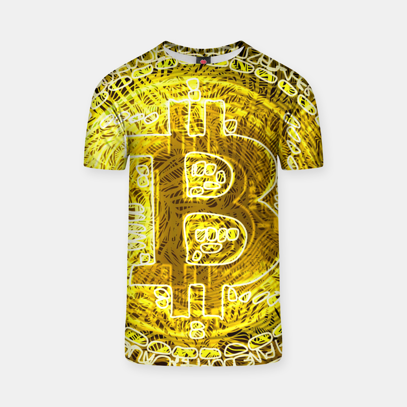 Image of bc T-shirt - Live Heroes