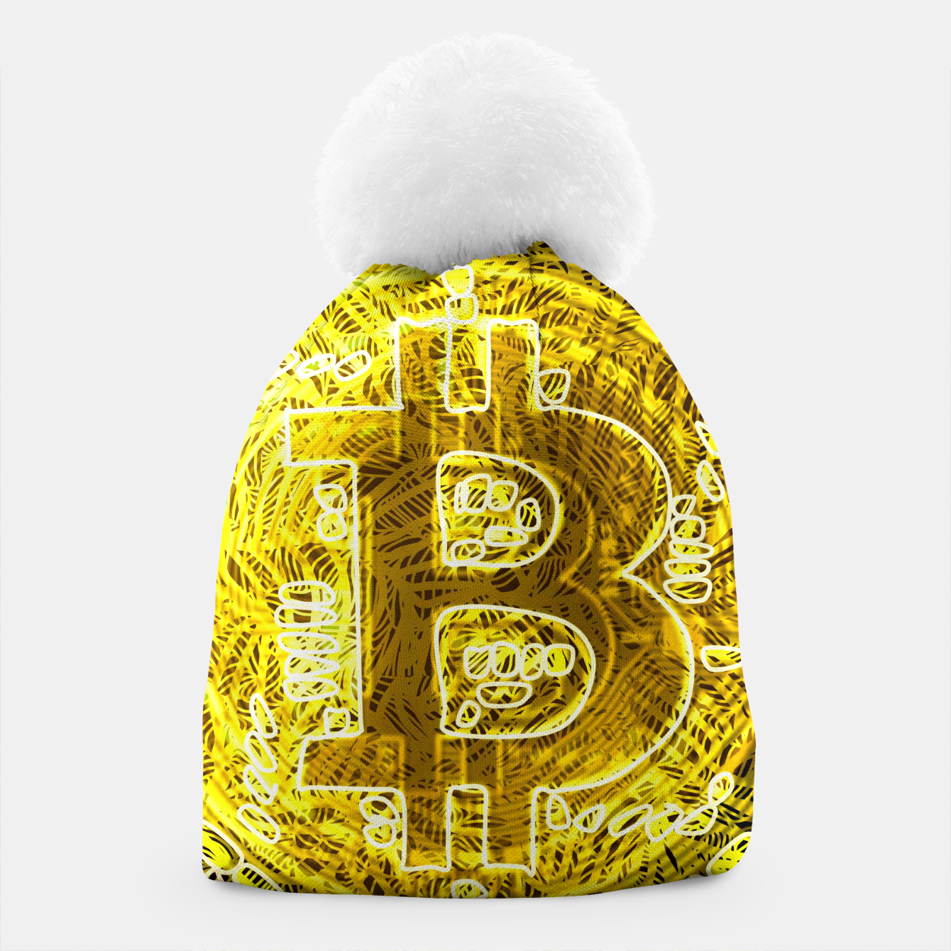 Image of bc Beanie - Live Heroes