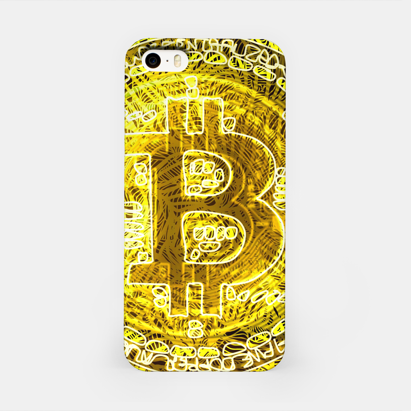 Image of bc iPhone Case - Live Heroes