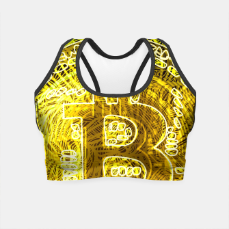 Thumbnail image of bc Crop Top, Live Heroes