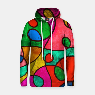 Thumbnail image of Abstract Lines Hoodie, Live Heroes