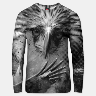 Thumbnail image of Eagles Fury Unisex sweater, Live Heroes