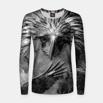 Thumbnail image of Eagles Fury Women sweater, Live Heroes