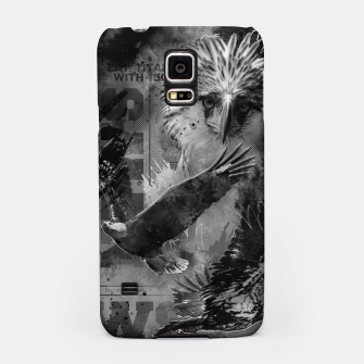 Thumbnail image of Eagles Fury Samsung Case, Live Heroes