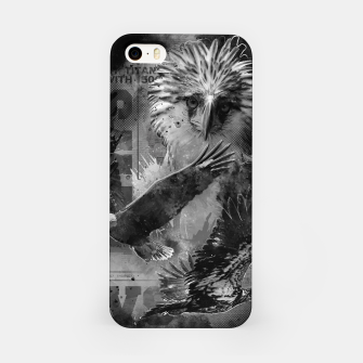 Thumbnail image of Eagles Fury iPhone Case, Live Heroes