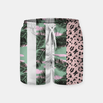 Thumbnail image of Chill & Wild Swim Shorts, Live Heroes