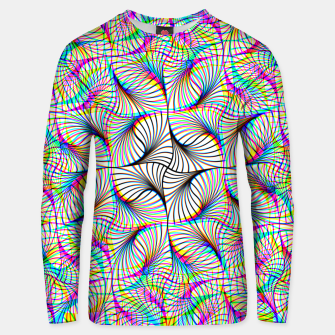 Thumbnail image of Seamless Pattern Unisex sweater, Live Heroes