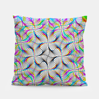 Thumbnail image of Seamless Pattern Pillow, Live Heroes