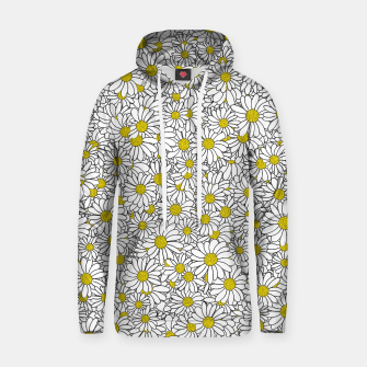 Thumbnail image of Daisy Doodle Pattern Hoodie, Live Heroes