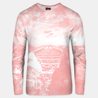 Thumbnail image of wanderlust wswp Unisex sweater, Live Heroes