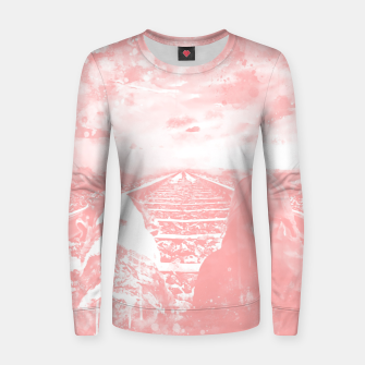 Thumbnail image of wanderlust wswp Women sweater, Live Heroes
