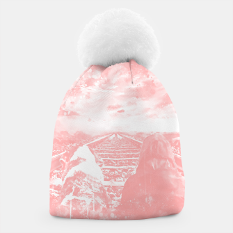 Thumbnail image of wanderlust wswp Beanie, Live Heroes