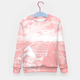 Thumbnail image of wanderlust wswp Kid's sweater, Live Heroes