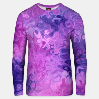 Thumbnail image of Twists and Turns Unisex sweater, Live Heroes