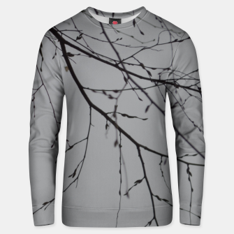 Miniatur Branches impressions Unisex sweater, Live Heroes