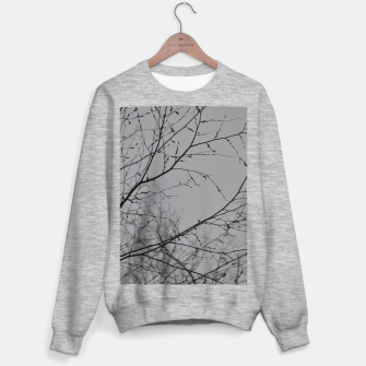Miniatur Branches impressions Sweater regular, Live Heroes