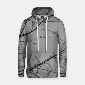 Miniatur Branches impressions Hoodie, Live Heroes