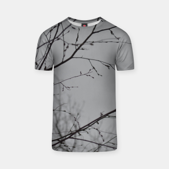 Miniatur Branches impressions T-shirt, Live Heroes