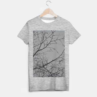 Miniatur Branches impressions T-shirt regular, Live Heroes