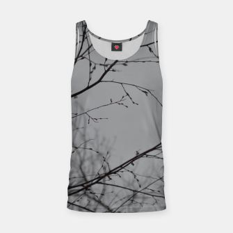 Miniatur Branches impressions Tank Top, Live Heroes