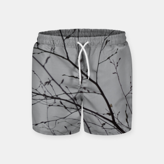 Miniatur Branches impressions Swim Shorts, Live Heroes
