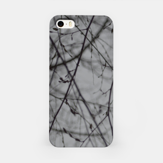 Miniatur Branches impressions iPhone Case, Live Heroes
