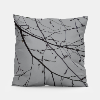 Miniatur Branches impressions Pillow, Live Heroes