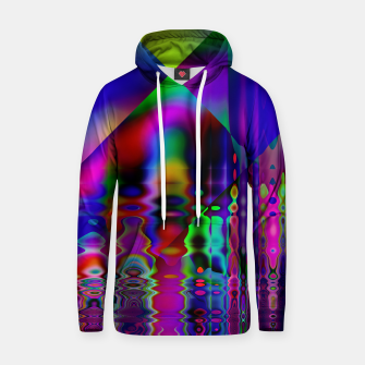 Thumbnail image of night clubbing hoody, Live Heroes