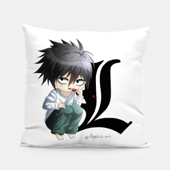 Thumbnail image of L / Chibi  Coussin, Live Heroes