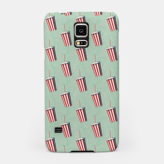 Thumbnail image of FAST FOOD / Softdrink - pattern Samsung Case, Live Heroes