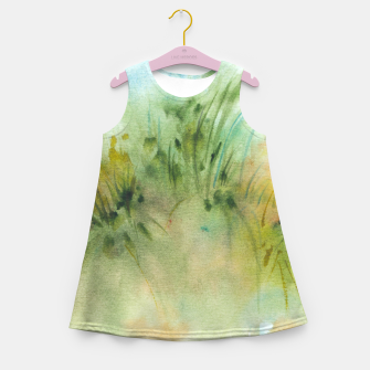 Miniaturka Sunshine Promise Girl's summer dress, Live Heroes