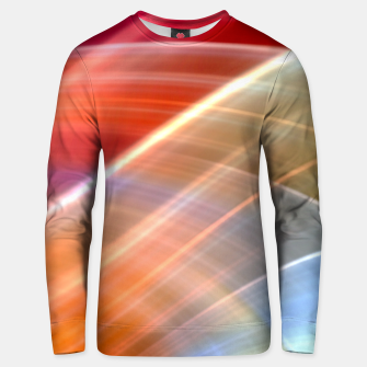 Thumbnail image of Wave Pattern Unisex sweater, Live Heroes