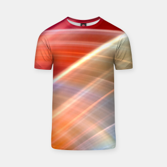 Thumbnail image of Wave Pattern T-shirt, Live Heroes