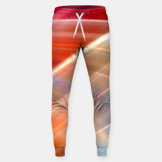 Thumbnail image of Wave Pattern Sweatpants, Live Heroes
