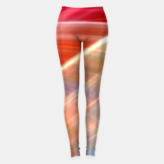 Thumbnail image of Wave Pattern Leggings, Live Heroes