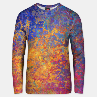 Thumbnail image of Vintage Texture Unisex sweater, Live Heroes