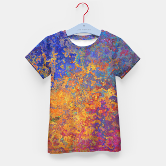 Thumbnail image of Vintage Texture Kid's t-shirt, Live Heroes