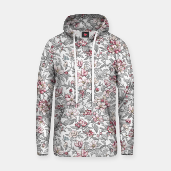 Thumbnail image of Busy Day in Spring Apple Garden  Hoodie, Live Heroes