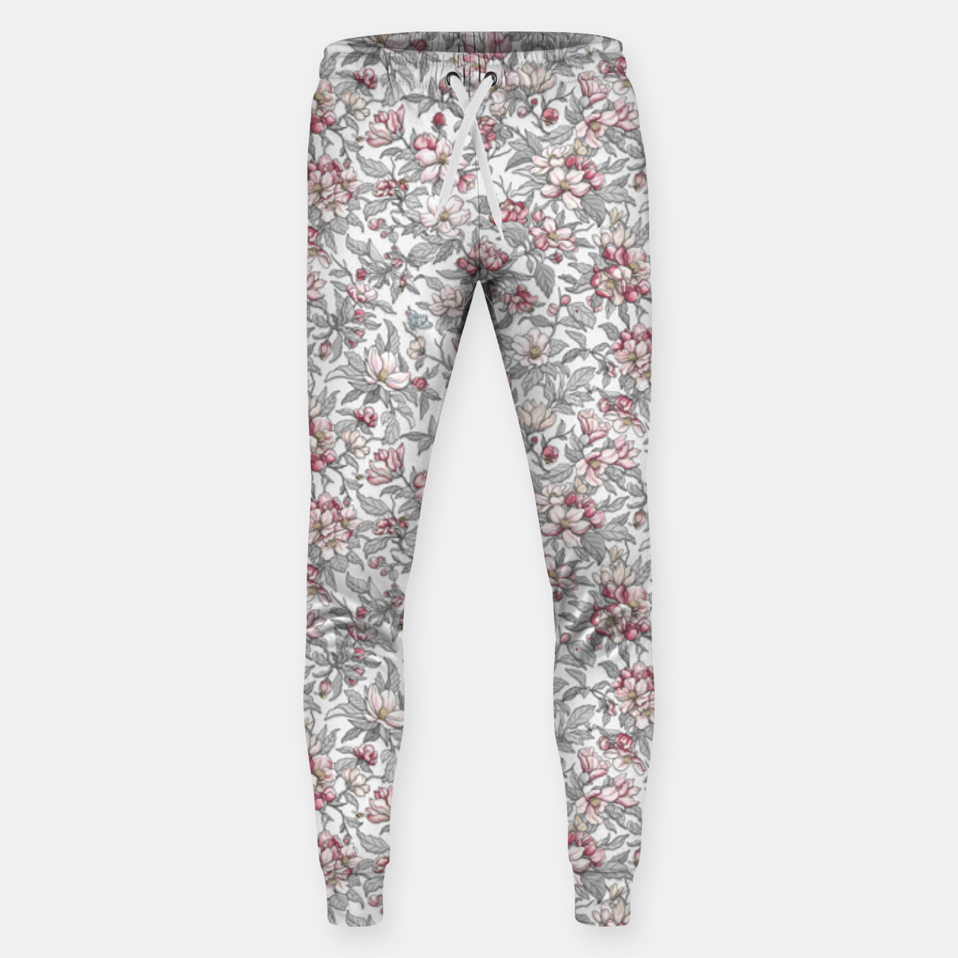 Foto Busy Day in Spring Apple Garden  Sweatpants - Live Heroes