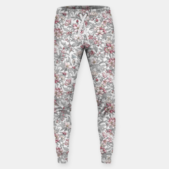 Thumbnail image of Busy Day in Spring Apple Garden  Sweatpants, Live Heroes