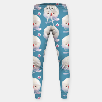 Thumbnail image of Snow Ice Pattern Sweatpants, Live Heroes