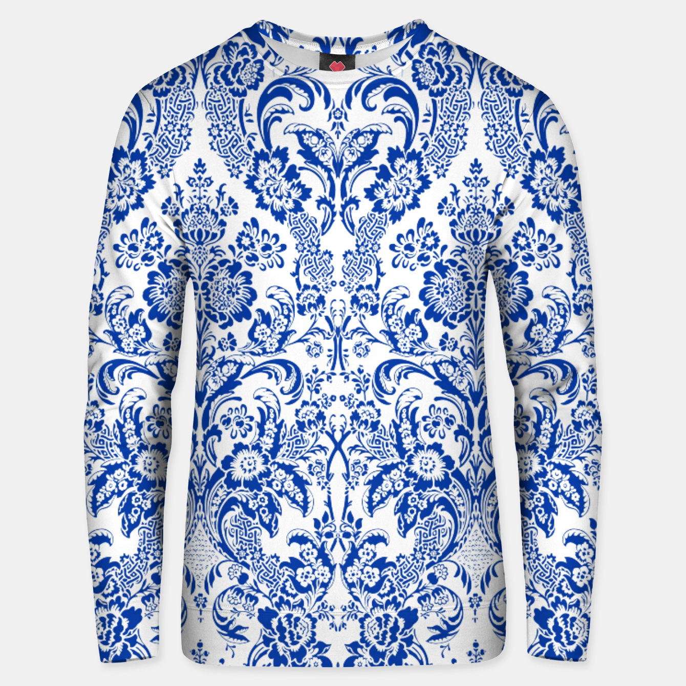 Image of Blue Royal Unisex sweater - Live Heroes