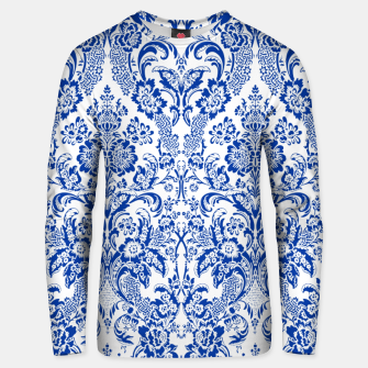 Miniatur Blue Royal Unisex sweater, Live Heroes