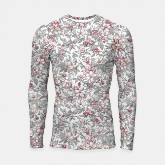 Thumbnail image of Busy Day in Spring Apple Garden  Longsleeve rashguard , Live Heroes