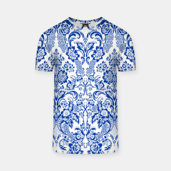 Blue Royal T-shirt obraz miniatury