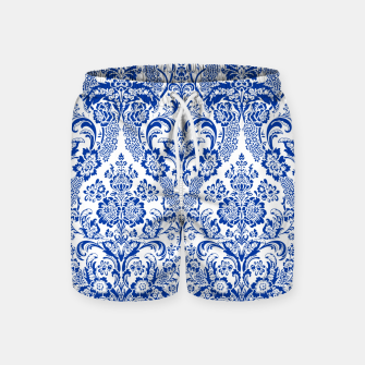 Thumbnail image of Blue Royal Swim Shorts, Live Heroes
