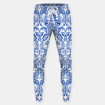 Miniatur Blue Royal Sweatpants, Live Heroes