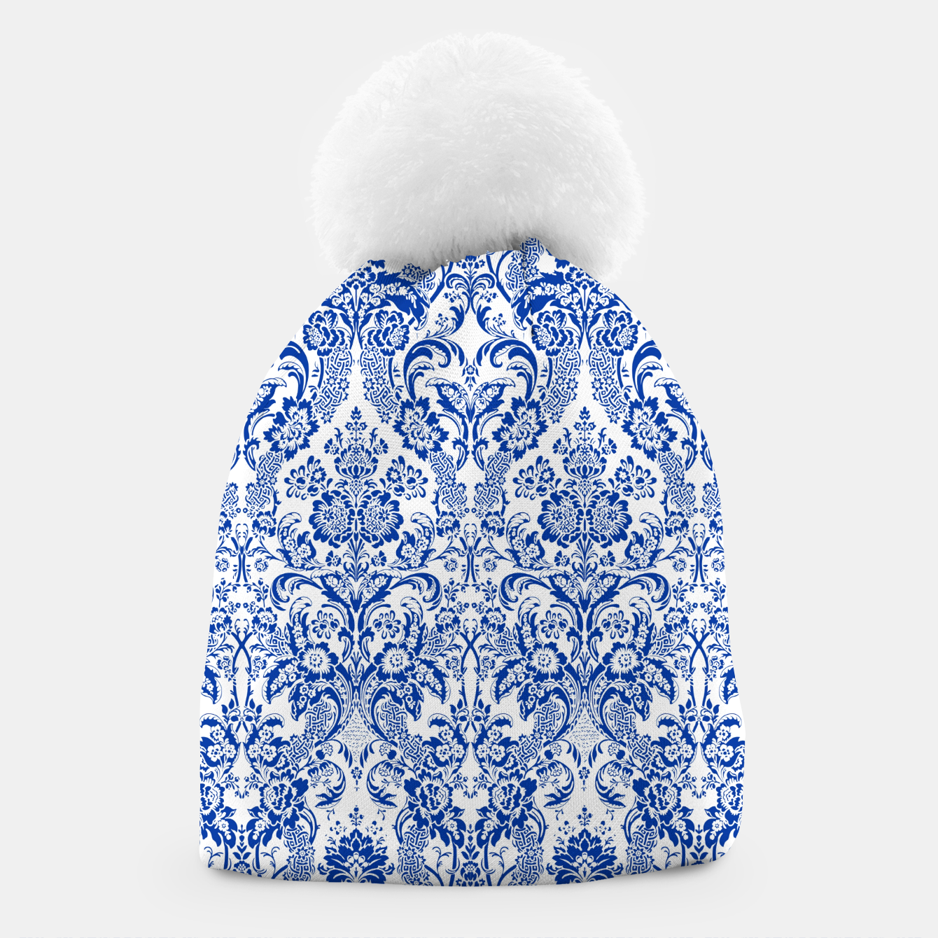 Image of Blue Royal Beanie - Live Heroes
